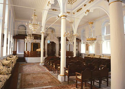 Izmir Guide Synagogues Route