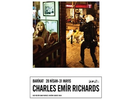 Charles Emir Richards - Barikat Fotoğraf Sergisi