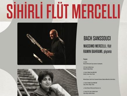 Sihirli Flüt Mercelli