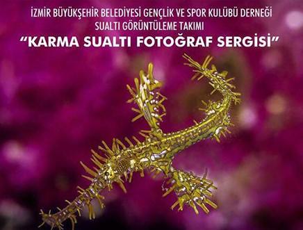 Karma Sualtı Fotoğraf Sergisi