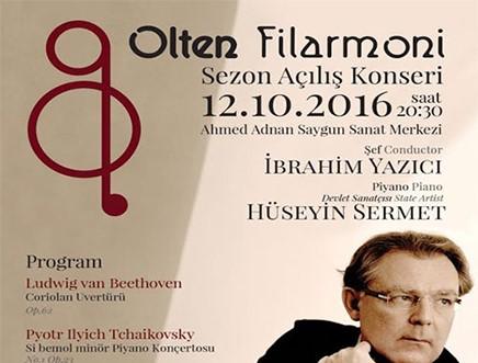 Olten Filarmoni Sezon Açılış Konseri