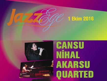 Jazz Ege - Cansu Nihal Akarsu Quartet
