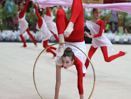 Baby Boom & Aegean Star Uluslararası Jimnastik Turnuvası